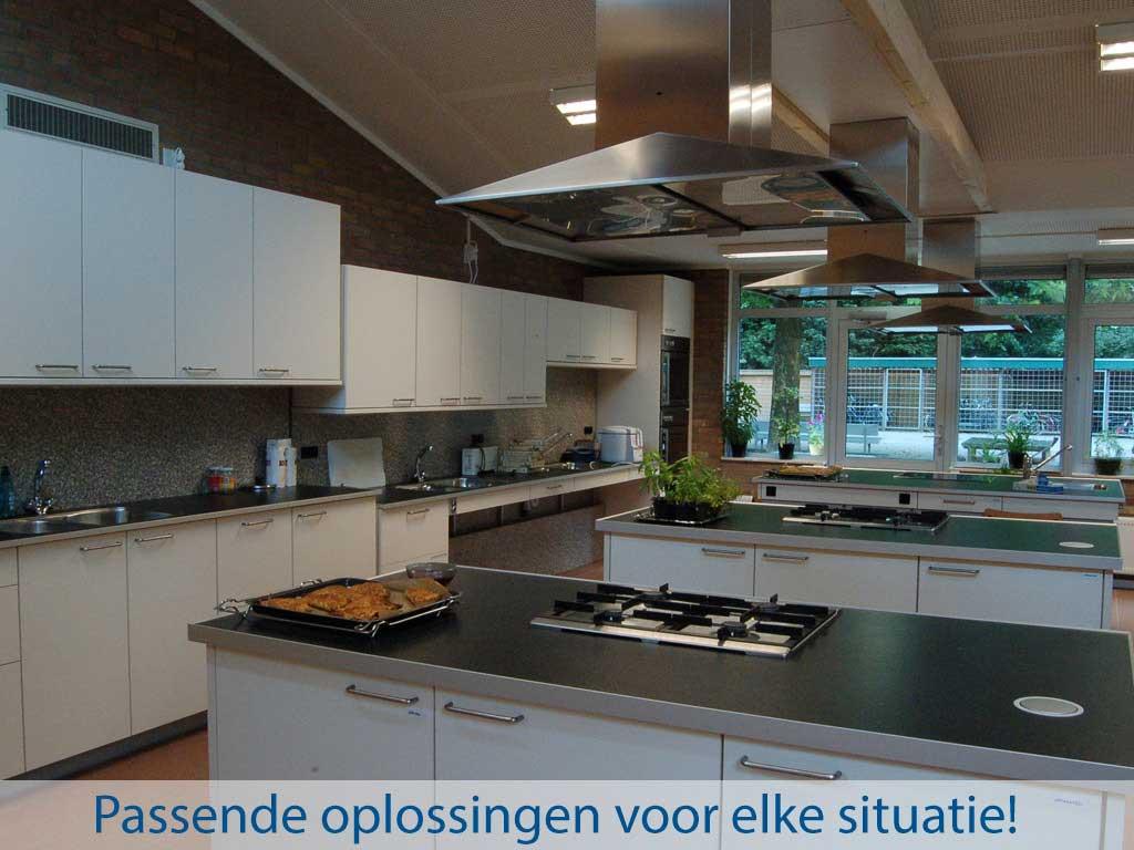 Pronk ergo - Aangepaste keukens