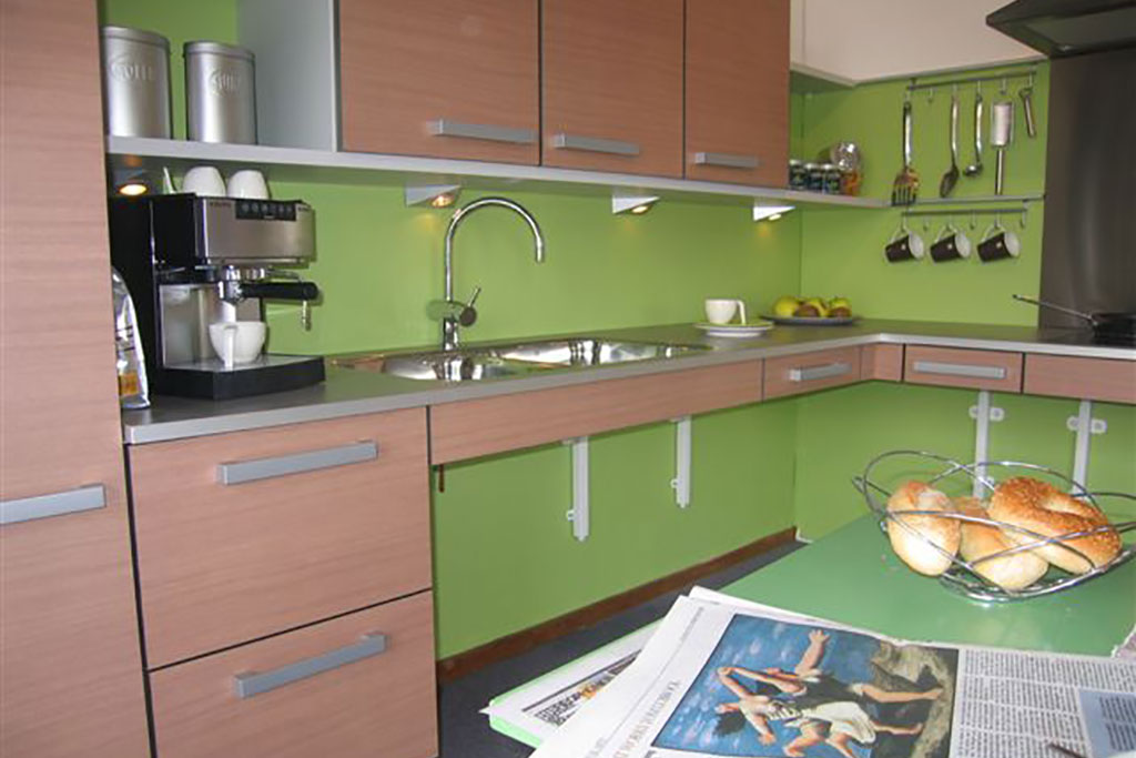 Nastelbare keuken