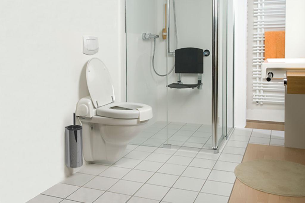 Toilet Met Wasfunctie : Specialist in douchewc s en douchetoiletten pronk ergo
