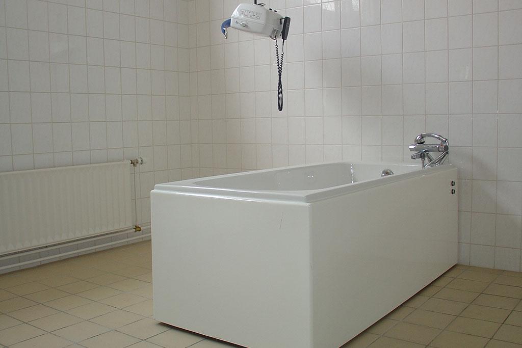 Hoog/laag bad