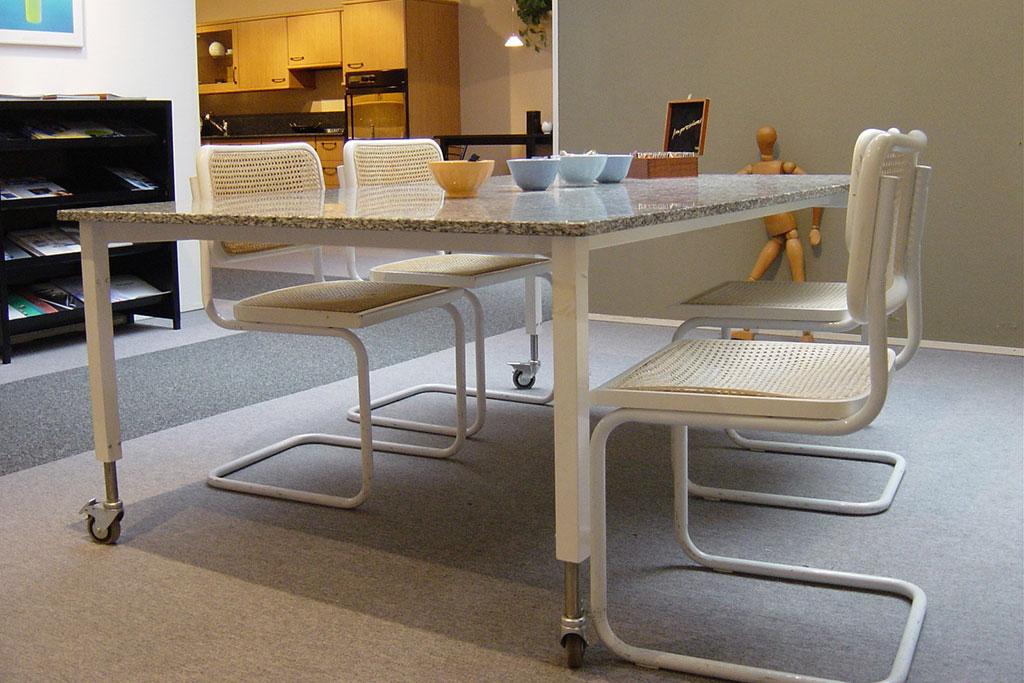Hoog/laag tafels