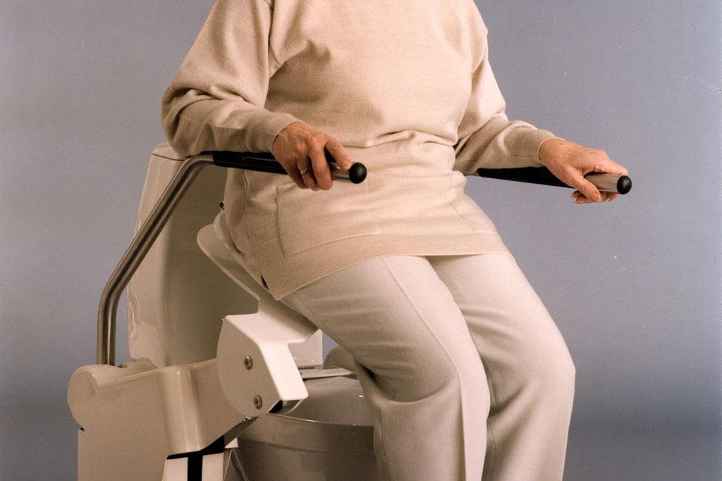 Sta-op toilet