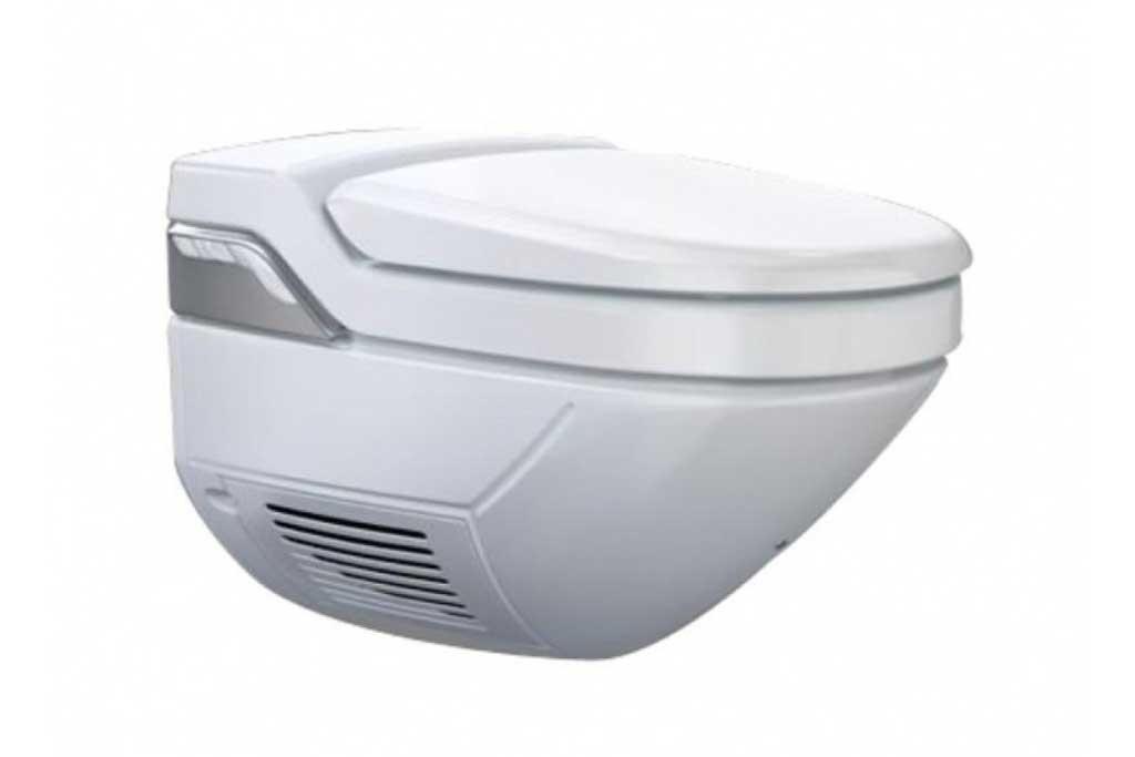 Toilet Met Sproeier : Specialist in douchewc s en douchetoiletten pronk ergo